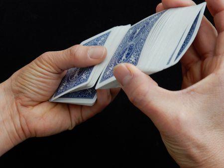 破棄するカードを知る