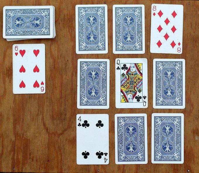 ゴルフカードゲーム